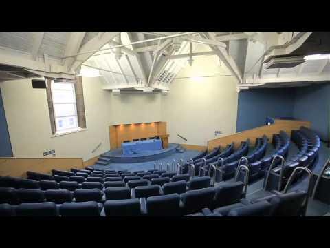 King Khalid Building Surgeons' Hall - Conference, Meeting and Wedding Venue, Edinburgh, Scotland