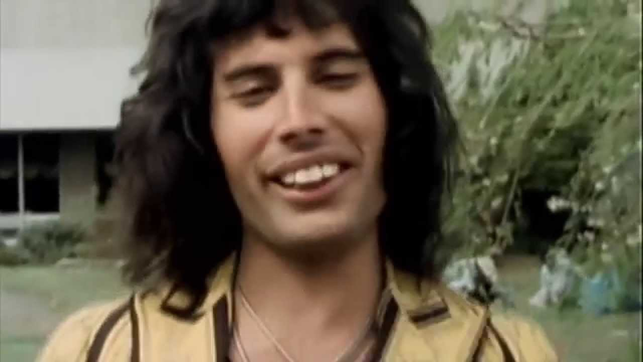 Freddie Mercury You Are Really Somebody To Love Youtube