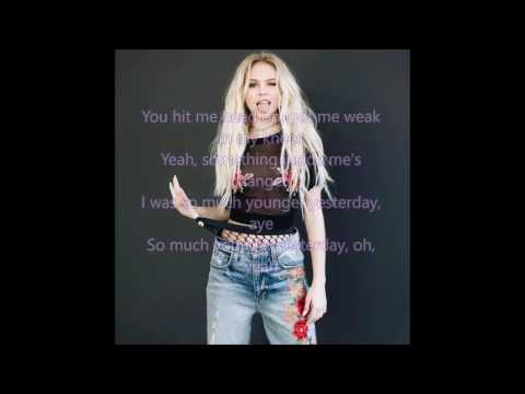 Starving by Hailee Steinfeld - Jordyn Jones ( lyrics)