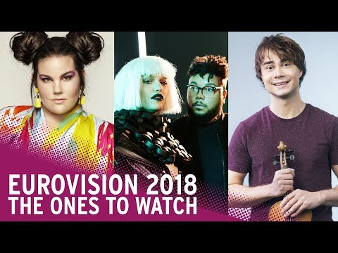 Eurovision 2018 | Who Could Win in Lisbon?