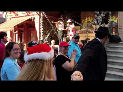 Santa Claus is Coming to Town - Blues Brothers Christmas