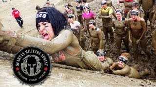 Spartan Race Military Sprint Fort Carson Full Race 2013