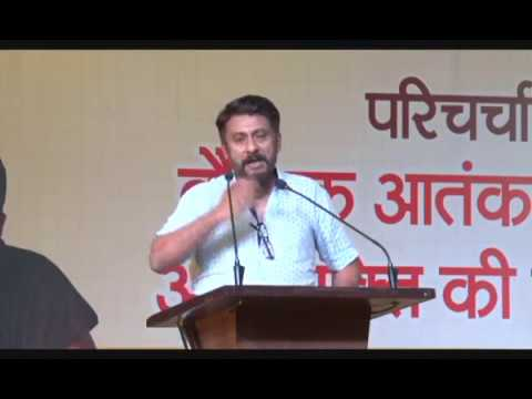 Vivek Agnihotri on Intellectual Terrorism #BastarIsBleeding #SaveBastar