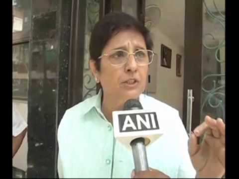 Firebrand Social Activist Kiran Bedi Announces Plan to Join Modi's BJP