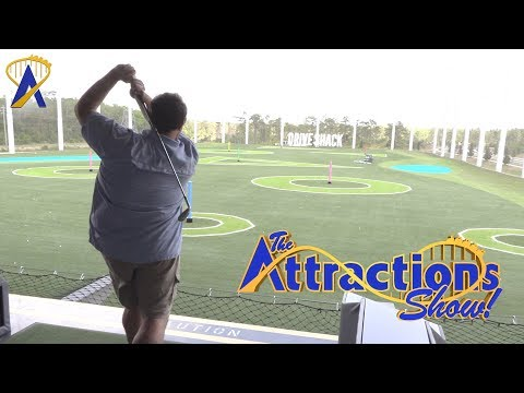 The Attractions Show! - Drive Shack; Give Kids The World; la