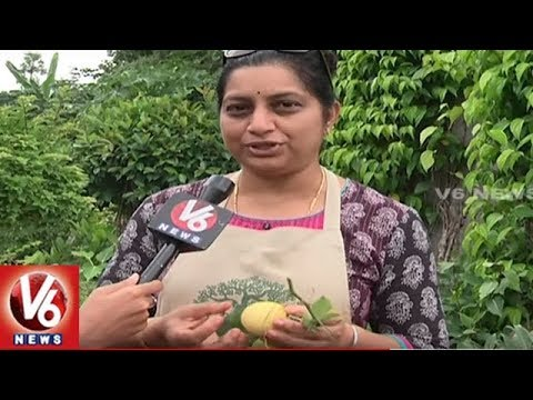 Special Story On Health Benefits Of Passion Fruit | V6 News