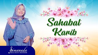 Download Mp3 Sahabat Karib - Al-manar | Cover By 🎵simanada - Qasidah Modern Bandung