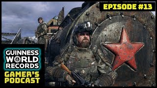 Metro Exodus, Jump Force, Tetris 99 and Google at GDC - GWR Gamer's Podcast Episode 13