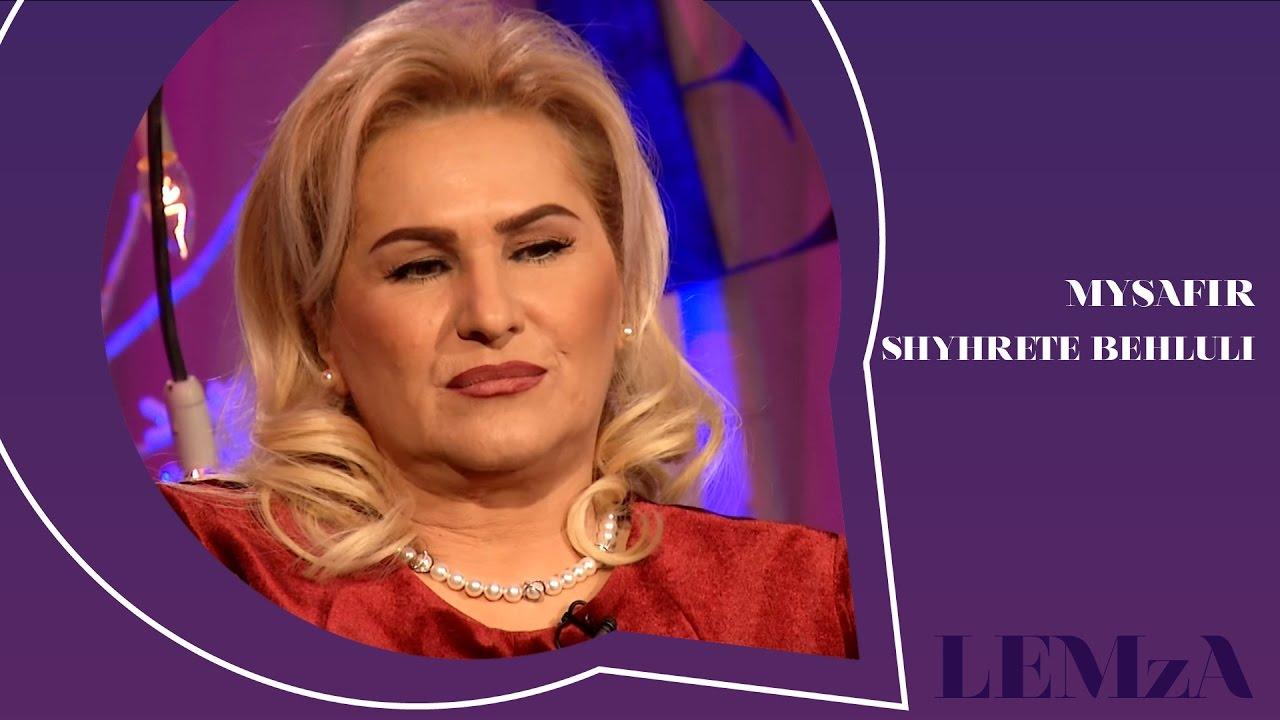 Emisioni LEMzA' - Shyhrete Behluli - Edicioni Festiv