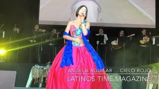 Angela Aguilar Cielo Rojo