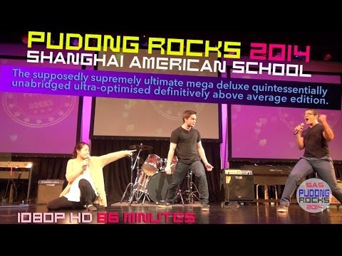 SAS Pudong Rocks 2014: The Complete Show