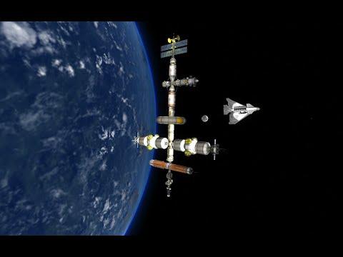Kerbal Space Program - KSS Big Bang - Episode 05 - The Flight of Odin