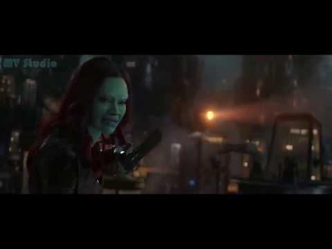 Avengers Infinity War Full Movie 2019 English   Thanos All Fight Scenes   Hulk   Fight