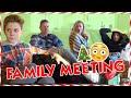 Family Meeting *Tough Christmas Decisions*