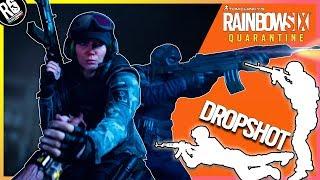 Il RITORNO del DROPSHOT! + UFFICIALE: RAINBOW SIX QUARANTINE - E3 UBISOFT