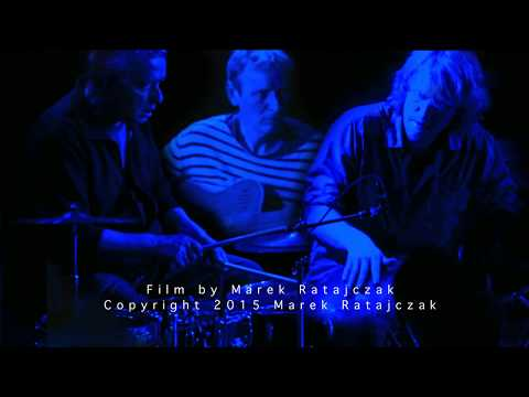 """Jaki Liebezeit & Holger Mertin """"AKŞAK"""" live @ Stadtgarten, Cologne"""