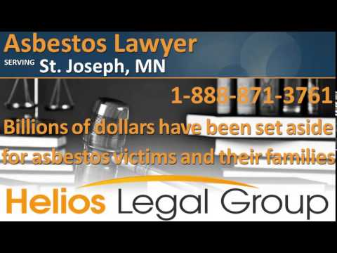 St. Joseph Asbestos Lawyer & Attorney - Minnesota