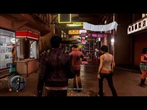 Sleeping Dogs Gameplay Walkthrough Part 1 - GTA Gone Hong Kong (PC Gameplay)