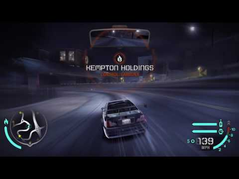 12 hours of Need for Speed Carbon free roam on AI mode