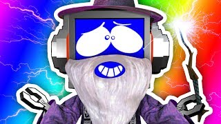 I AM A WIZARD! (Facecam) | Wizard Tycoon Roblox | FANDROID