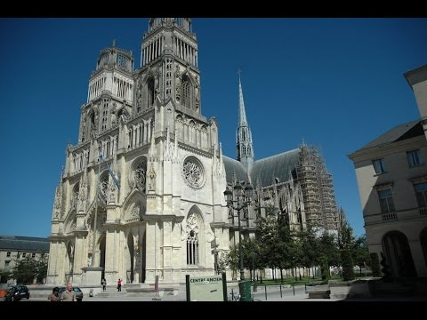VALLEE DE LA LOIRE  (1/4) France: Orléans, Beaugency, Saint Dié sur Loire