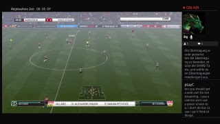PS4 FIFA 17 Spieler Karriere