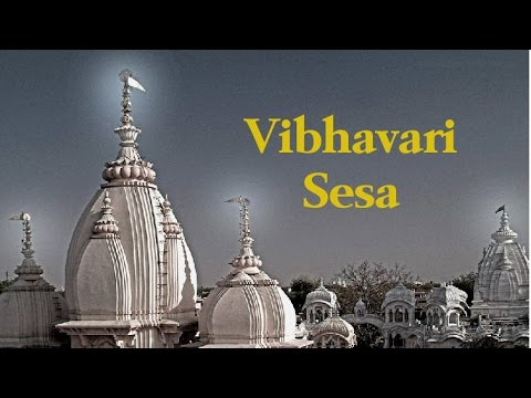 Traducción de Vibhavari Sesa