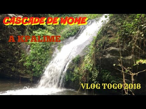 Vlog Togo: LA CASCADE DE KPALIME