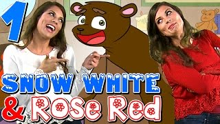 Snow White And Rose Red - Brothers Grimm | Part 1 | Story Time With Ms. Booksy At Cool School