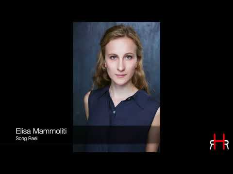 Elisa Mammoliti - Song Reel
