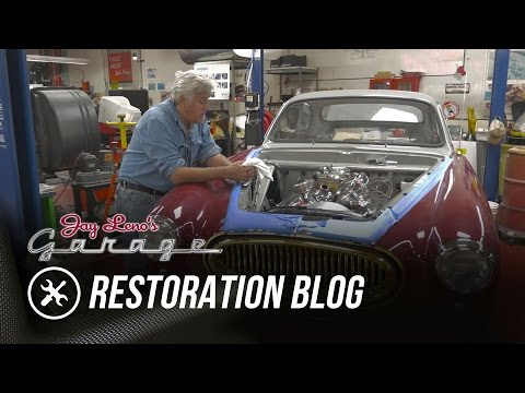 Restoration Blog: April 2016 - Jay Leno's Garage