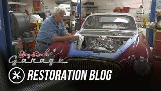 Restoration Blog: April 2016 - Jay Leno's Garage thumbnail