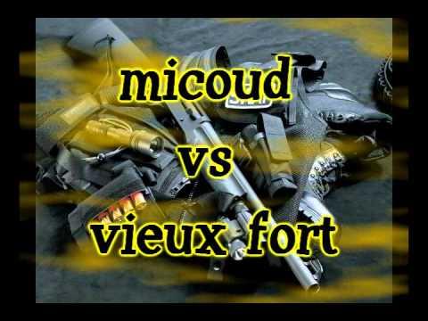 Alley katt Feat Bakez - Micoud vs Vieux fort - ( Egland Town Riddim ) 2010.wmv