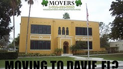 Boston, MA to Davie, FL Movers | Casey Movers | Long Distance Movers | 1-800-482-8828