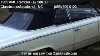 1965 AMC Rambler  for sale in , NC 27603 at Classicautosfors #VNclassics