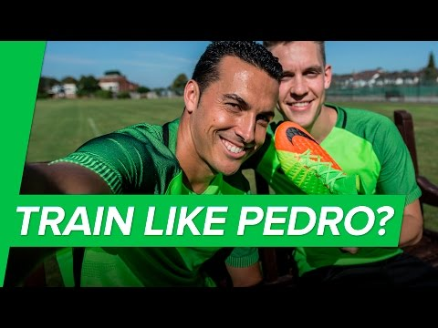 HOW TO PLAY LIKE PEDRO | Pedro talks about training