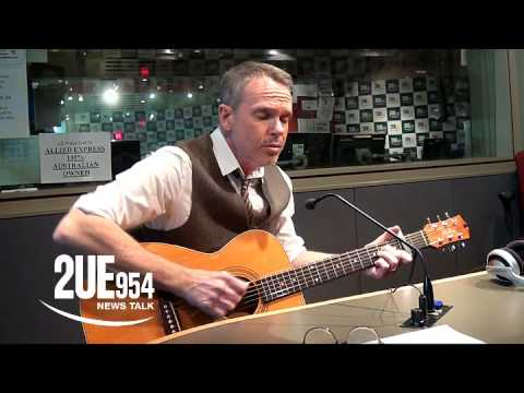 2UE Video: Rick Price performs live in the studio Heaven Knows