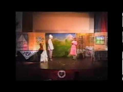Koza Tiyatrosu Çocuk Oyunu HEİDİ