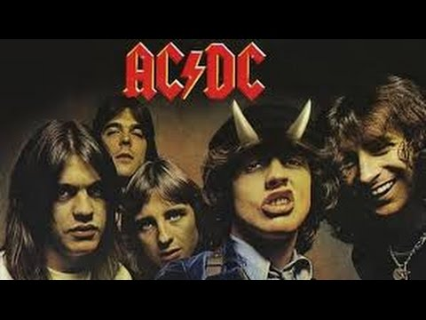 Karaoke Shoot To Thrill  ACDC