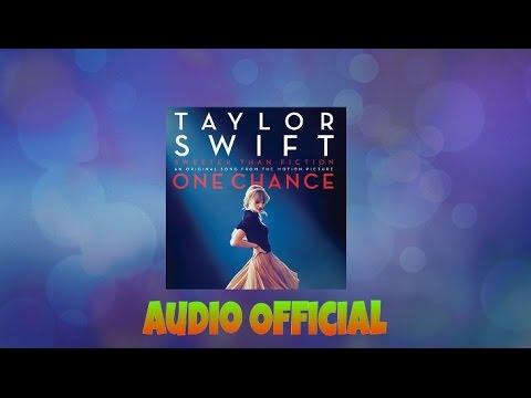 Taylor Swift - Swetter Than Fiction  (Audio Official)