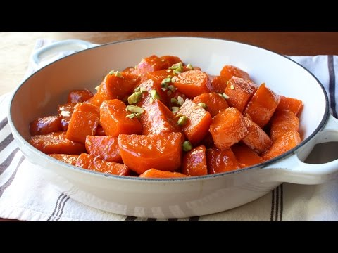 Candied Yams Recipe - How to Make Candied Yams for Thanksgiving