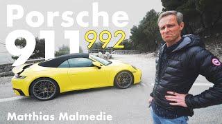 Das NEUE Porsche 911 Cabrio |Die 134.405€ Sonnenbank |Matthias Malmedie