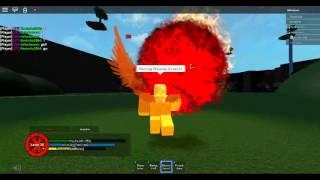 arco Roblox dos elementos dragão vs Phoenix!!!