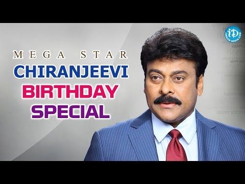 Thumbnail: Close Look On Chiranjeevi's All Time Blockbusters || Megastar Chiranjeevi Birthday Special