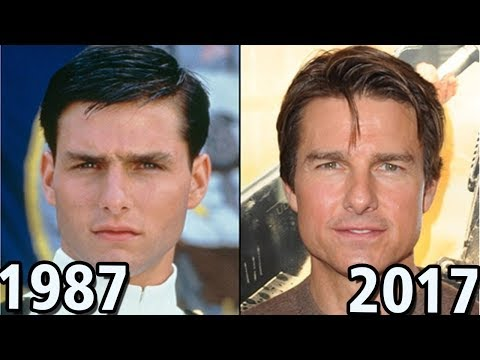 Hollywood stars 80s movies Then and Now 2017 - Celebrities before and after (part 1)