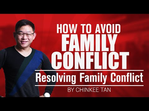 How To Avoid Family Conflict | Resolving Family Conflict