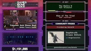 The Maitre D by Nerd_Squared in 5:47 - SGDQ2017 - Part 126