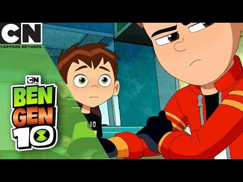 Ben 10   Generator Rex   Cartoon Network UK 🇬🇧