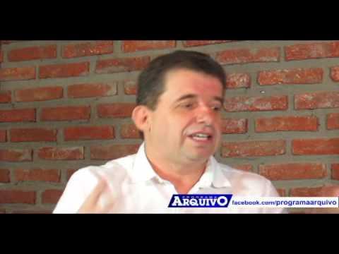 PROGRAMA ARQUIVO ENTREVISTA DANILO CAMPOS