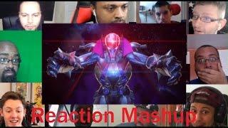 Marvel vs Capcom  Infinite -    Story Trailer 1 REACTION MASHUP
